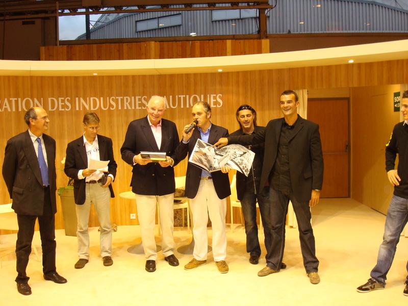Les vainqueurs du circuit AFYT 2008