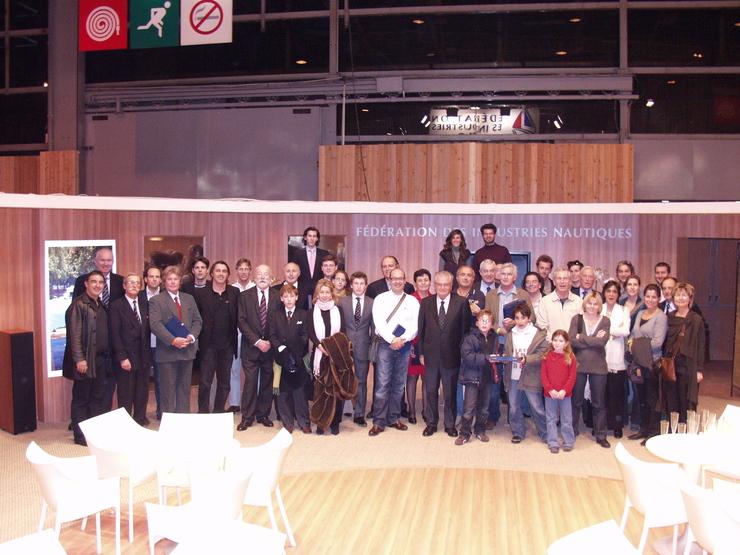 La remise des prix de l 39 afyt 2007 for Prix stand salon