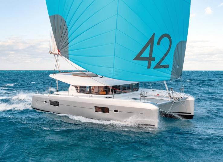 Catamaran en Corse