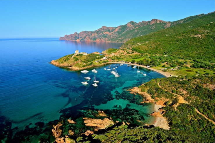 Les plus beaux sites de Corse