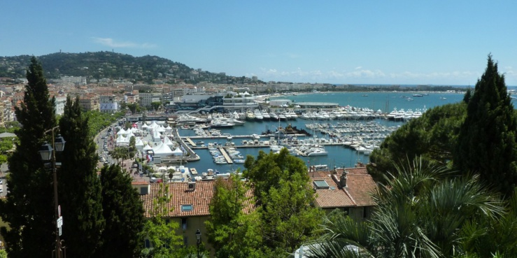 Location appartement port de Cannes