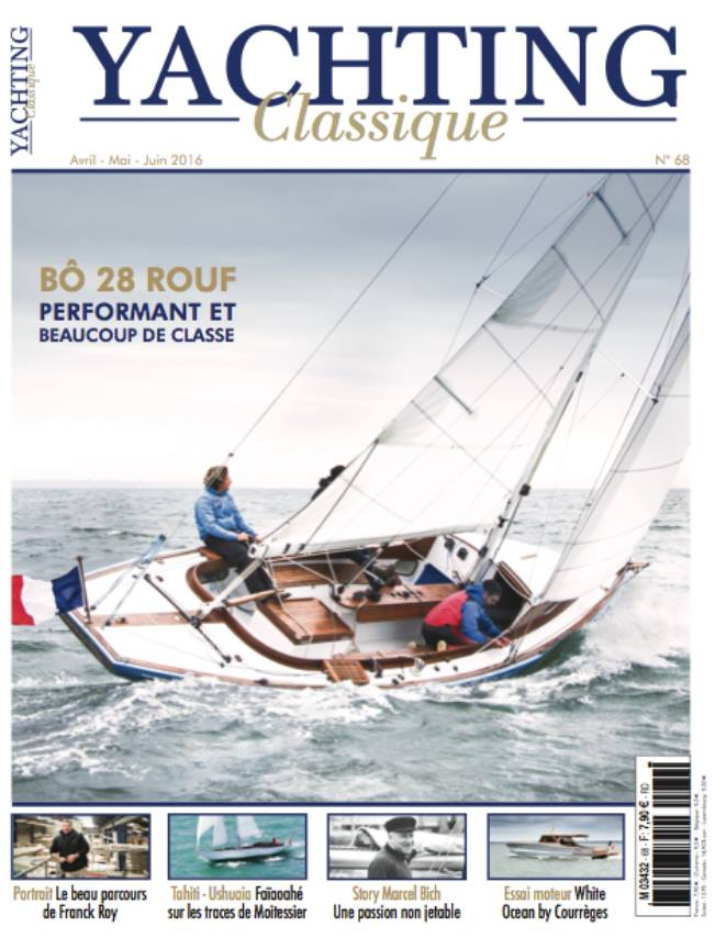 Yachting Classique Avril Mai Juin 2016