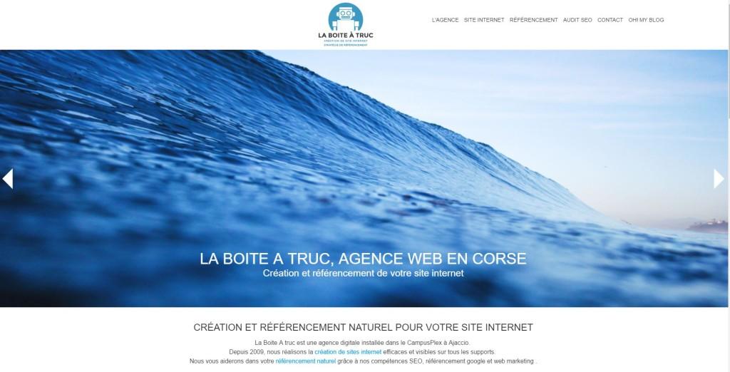 Notre agence web à Ajaccio