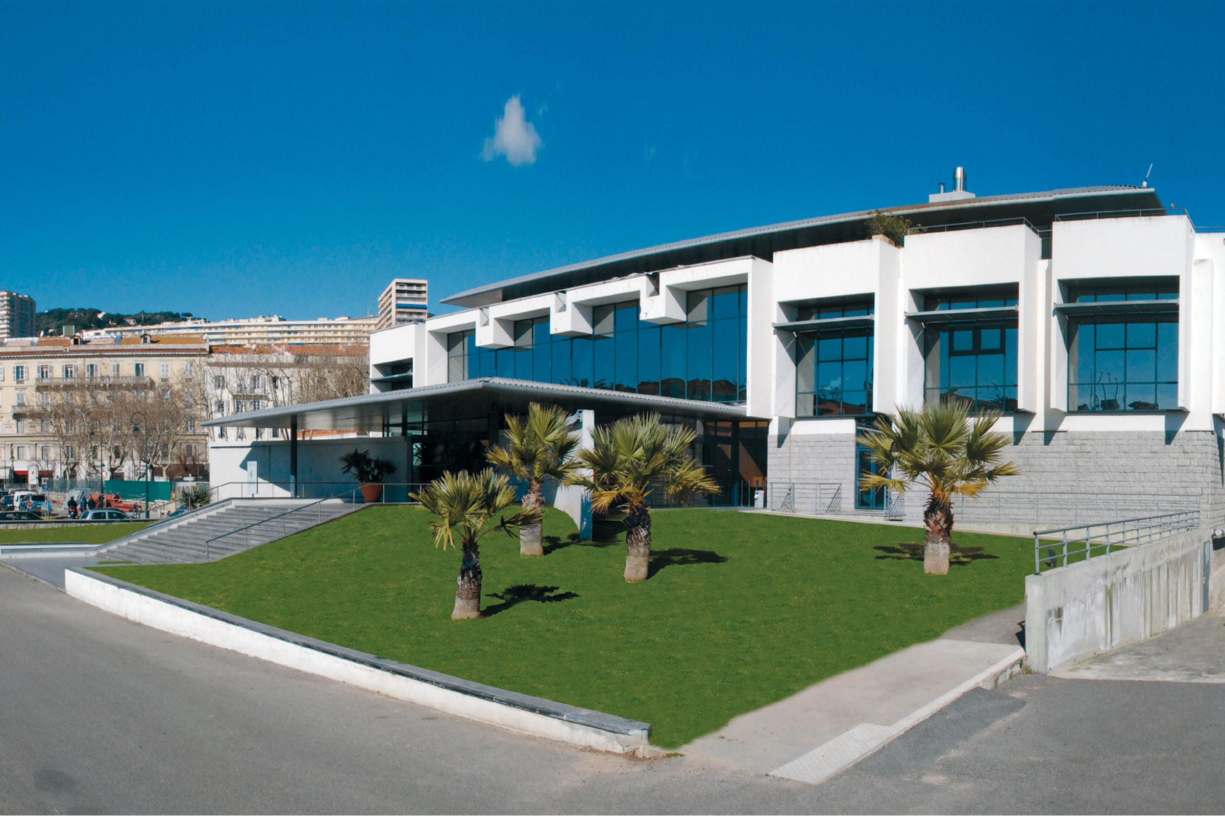 Palais des congrés d'Ajaccio