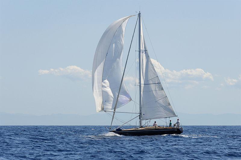 La Corsica Classic a fêté sa dixième édition cette année - Myrabella, CC BY SA 4.0