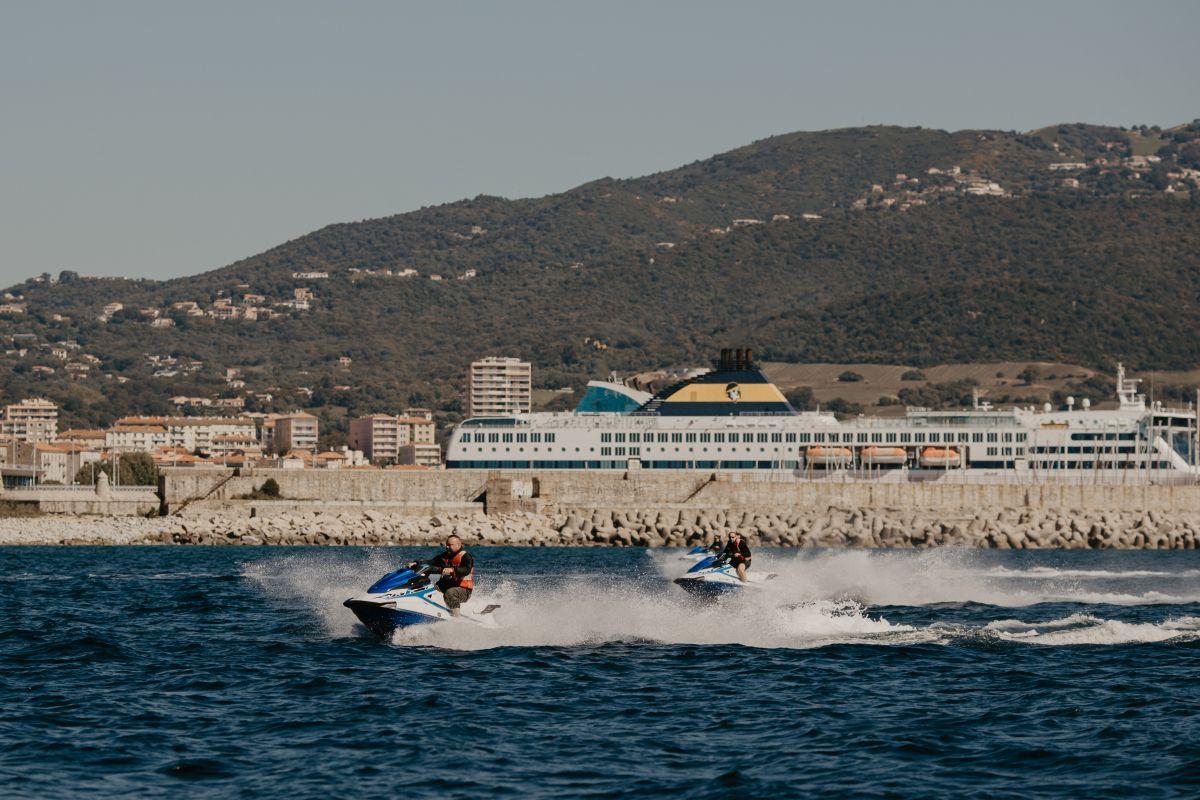 Jet ski Ajaccio