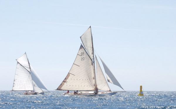 Le calendrier 2007 des Régates de yachts de tradition