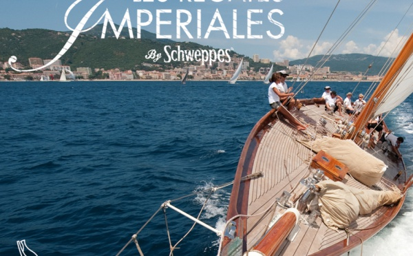 La compilation 2011 Pschent, Qobuz, Régates Impériales by Schweppes en avant première...