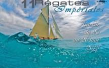 L'affiche des Regates Impériales 2013